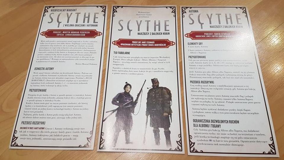 scythe najezdzcy z dalekich krain 6