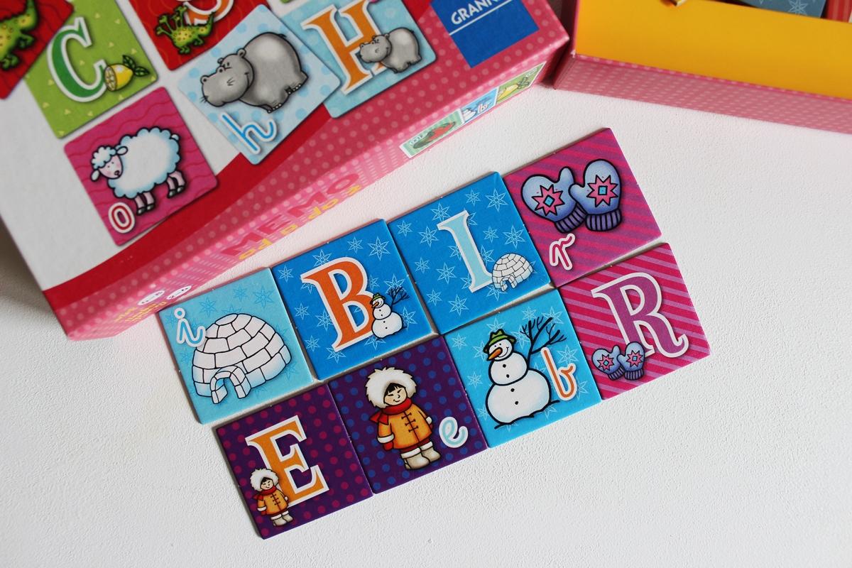 Hra číslo 4 je hra zoskupovania kartónových krabíc na haseo, ktoré spájate so zimou