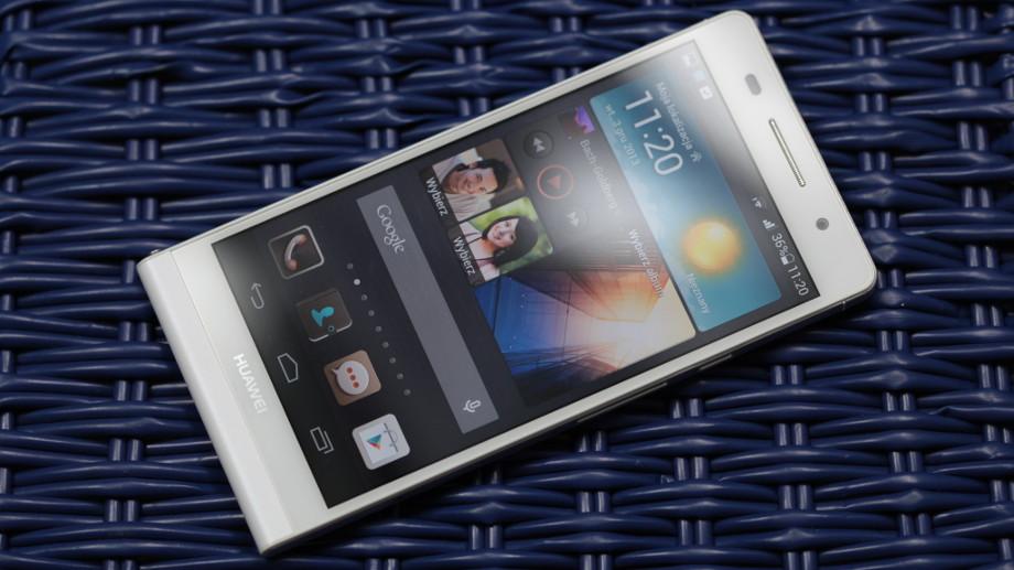 Test Huawei Ascend P6 Cienki Smartfon O Kobiecym Wdzieku Allegro Pl