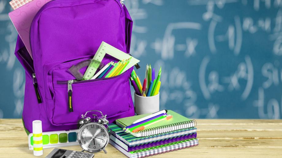 Wyprawka dla dziecka idącego pierwszy raz do szkoły