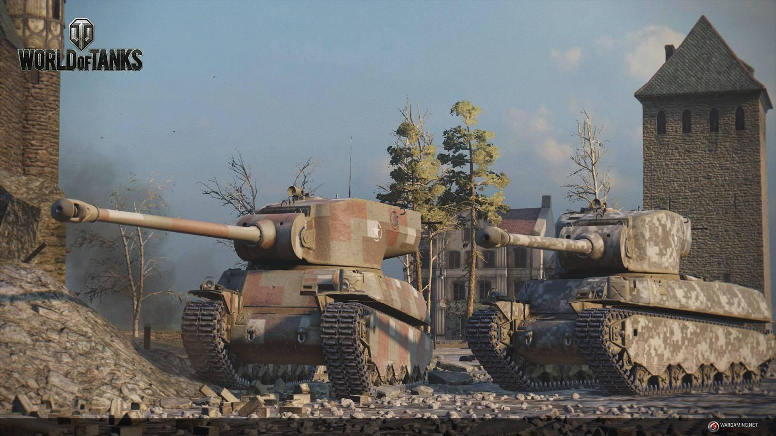 World Of Tanks Na Playstation 4 Recenzja Allegro Pl
