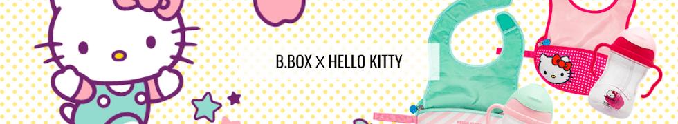 B.BOX x HELLO KITTY