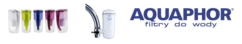 Filtry do wody Aquaphor