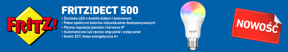 NOWOŚĆ FRITZ!DECT 500