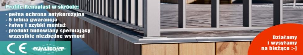 Systemy na taras i balkon
