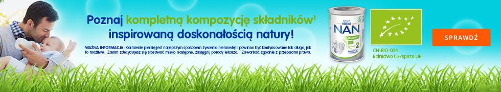 Nowość - NAN ORGANIC 2!