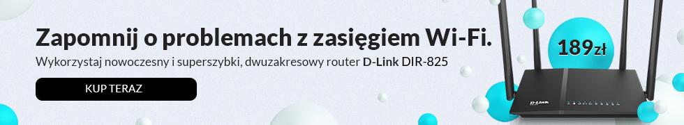 Zasięg WiFi bez granic