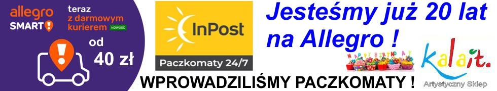 Paczkomaty Smart od 40 zł